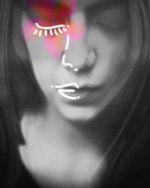 self portrait_noor