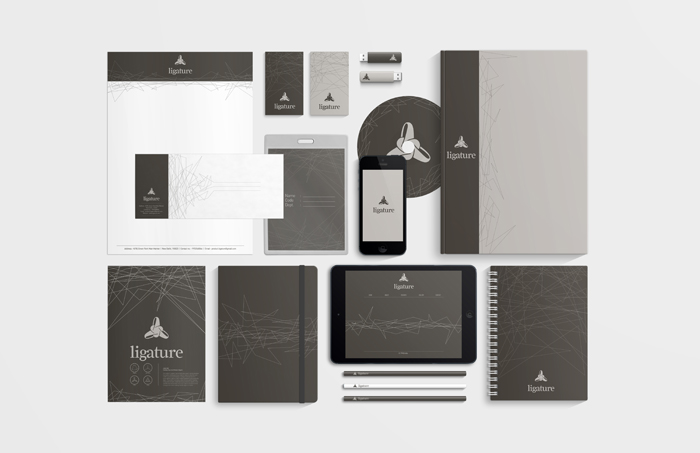 SM Stationary Branding Mock Up (Volume I)